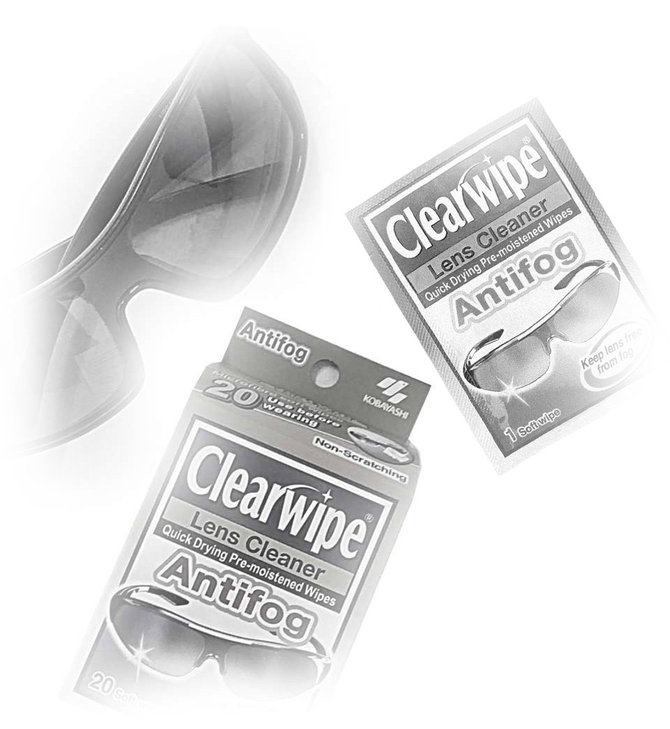 Shop Clearwipe Antifog Lens Cleaner